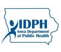Iowa Department of Public Health logo